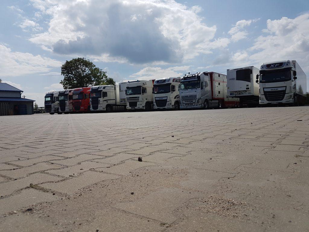 transport unia europejska