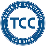 Trans-EU Certified Carrier